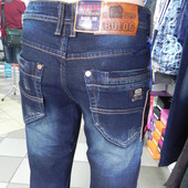 Муж джинсы -разм 29-33(9511)