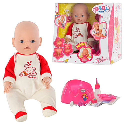 Кукла беби берн bb 8001-6 фото №1