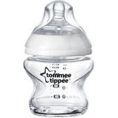 Бутылочка стеклянная (150 мл.) Tommee Tippee 42243777 Великобритания прозрачный 12115131