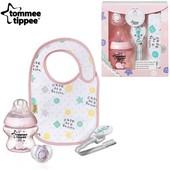 Подарочный набор для девочек Tommee Tippee 42354677 Великобритания розовый 12115124