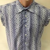 Рубашка, футболка стильная новая мужская М-L