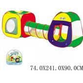 Детская палатка 889-7 B с тоннелем