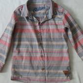 рубашка 104см Rebel