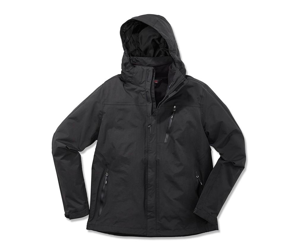Мужская всепогодная всесезонная термо куртка 3 в 1 Tchibo S фото №1