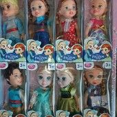 Набор из 8 кукол Disney