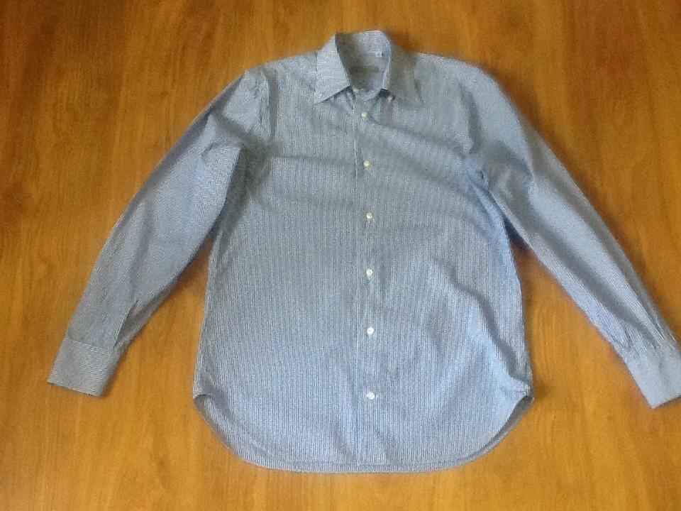 Мужская рубашка Michi 39 15,5. фото №1