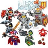 Герои  Nexo Knights, рыцари  Нексо Найтс