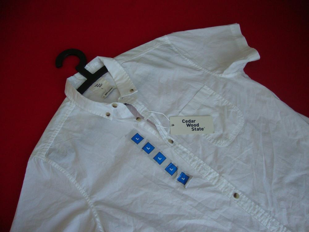Рубашка шведка Cedar Wood State размер M фото №1