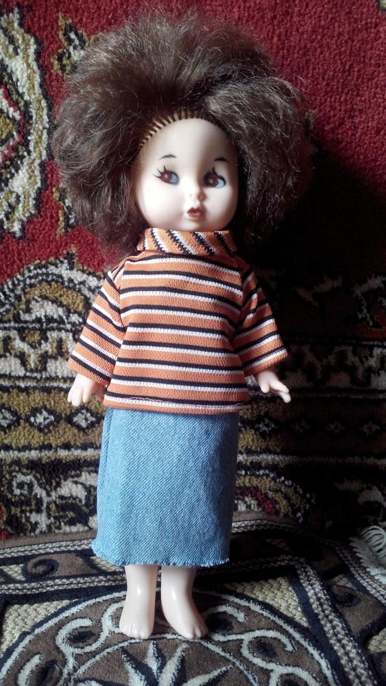 Кукла ссср,  29 см фото №1