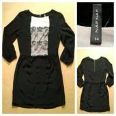 Фирменное платье Naf Naf, размер 34