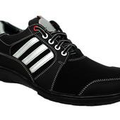 Демисезонные мужские стильные кроссовки Ю 31 Ч