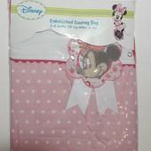 Новый спальный мешок Disney на возраст от 0 - 6 мес. рост 68
