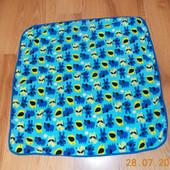 Фирменное флисовое одеяло для ребенка