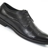 Классические мужские туфли Black