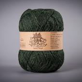 ТМ Vivchari Semi-Wool пряжа шерсть акрил