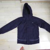 Куртка демисезонная 134- 140р Trespass на девочку
