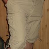 Фірмові стильні брендові бриджи капри шорти Plusminus.л-хл .
