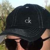 Фірмова стильна брендова кепка Calvin Klein.56-58