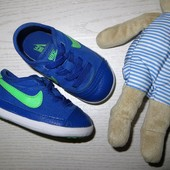 макасины Nike 21р  стелька 11см