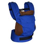 Эрго рюкзак Світ навколо синий, серый и бежевый