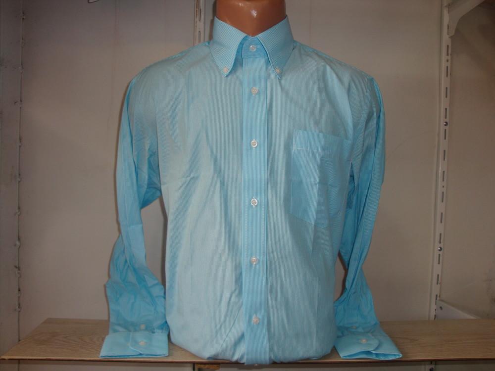 Распродажа мужской рубашки с длинным рукавом Secolo. 15 видов. фото №1