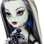Monster High Кукла Frankie Stein френки штейн базовая. В наличии