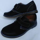 """Туфли сине-чёрные на мальчика С6302-0 ТМ """"Jong-Golf"""", 32, 33, 34, 35, 36, 37"""