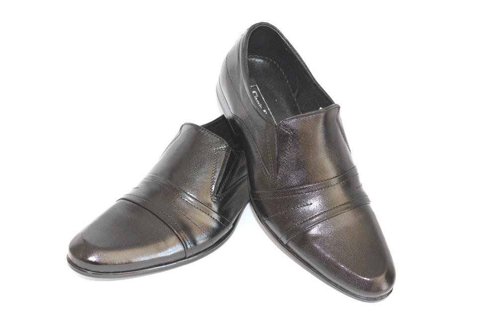 Туфли мужские, натуральная кожа! фото №1