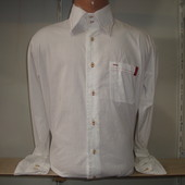 Мужская рубашка с длинным рукавом Jean's. Разные цвета.