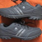 Seekf (разм. 44,5, 28,5 см) треккинговые кожаные кроссовки мужские