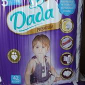 памперси  преміум dada ,5