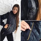 """Куртка """"Мех """"Размеры: 42, 44, 46 ,48-50, 50-52 (2с"""