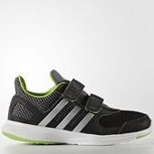 Детские кроссовки Adidas Hyperfast 2 - черные