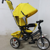Велосипед трехколесный Tilly Trike T-343 колеса ева. цена супер