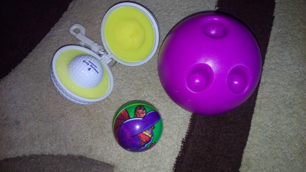 Мяч боулинг гольф фото №1
