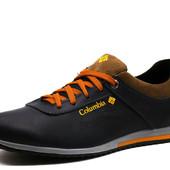 Туфли Columbia, р. 40,45, натур. кожа, код kv-2909