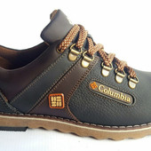 Спортивные кожаные туфли Columbia Wave