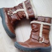 Чобітки Teddy shoes 28 розмір, устілка 18 см.