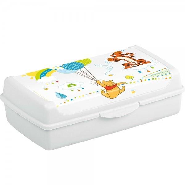 Бутербродница 'Winnie the Pooh' maxi Keeeper 1707 Польша белый 12115555 фото №1