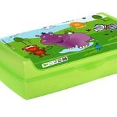 Бутербродница 'Hippo' maxi Okt 0702 Польша салатовый 12115156