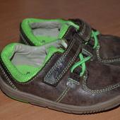 Шкіряні туфельки Clarks 5G
