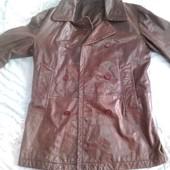 Продам куртку кожанную мужскую