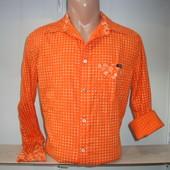 Мужская рубашка с длинным рукавом Raer