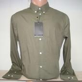 Мужская рубашка с длинным рукавом Piazza Italia Man