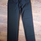 Лёгкие брюки под джинс Next р32R, можно подростку