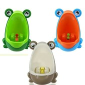 Писсуар детский лягушка все цвета в наличии