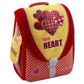 "Ранець каркасний-трансформер 14"", ""Love Heart"" 710"
