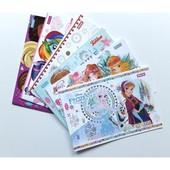 Альбом для рисования для девочек дора, фрозен, софия, my little pony, барби