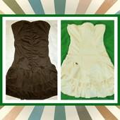 Короткие брендовые платья Pinkins и Tally Weill  xs s