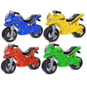 Детский мотоцикл-беговел (толокар каталка) Орион 501